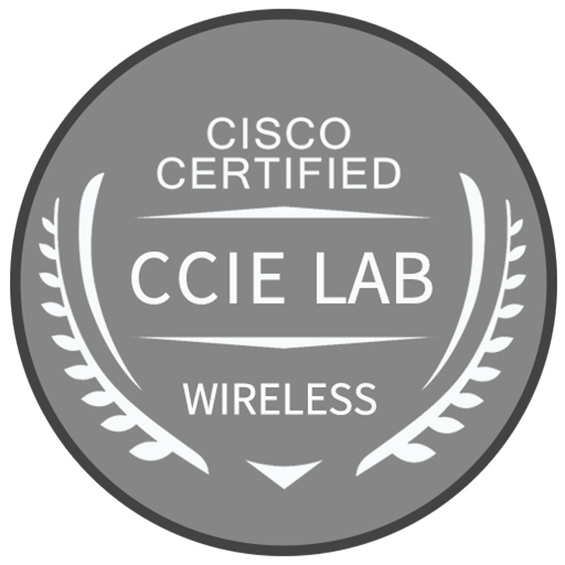 CCIE Wireless LAB Dumps