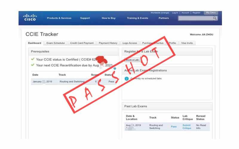 Latest CCIE Service Provider 400-201 Written Exam Dumps-PassHot