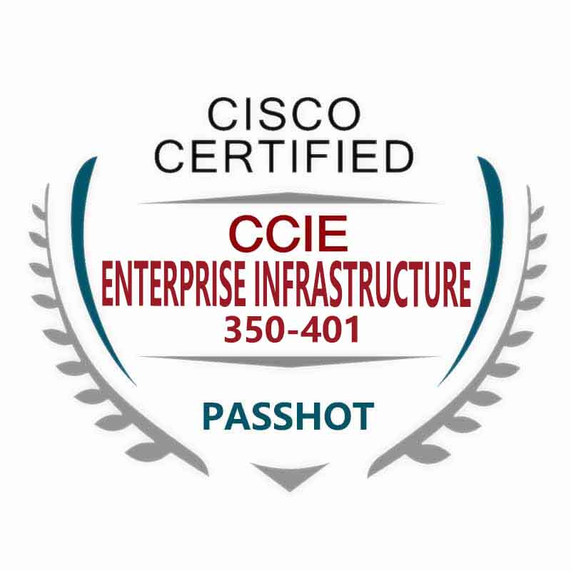 350-401 ENCOR CCIE Enterprise Infrastructure Dumps