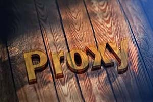 What is proxy communication?