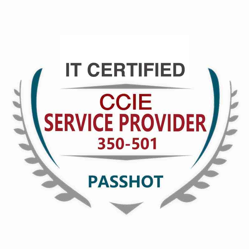350-501 SPCOR CCIE Service Provider Exam Information