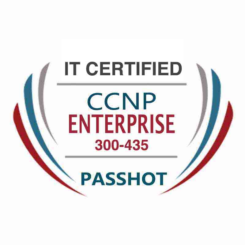 CCNP Enterprise 300-435 ENAUTO Exam Information
