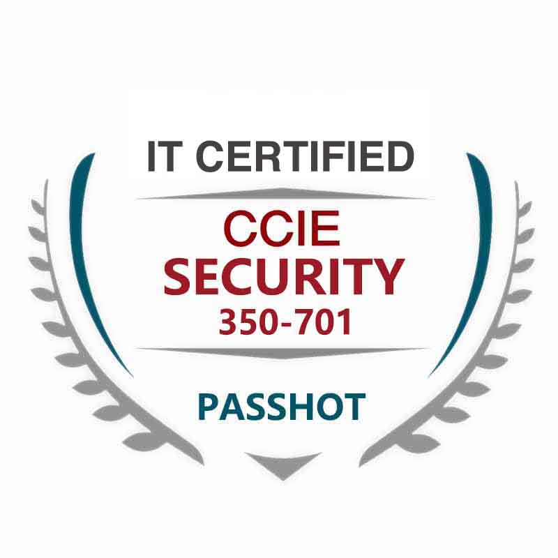 350-701 SCOR CCIE Security Exam Information